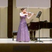 Carolina - Online Violin  teacher