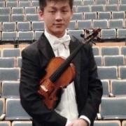 Samuel - Online Violin  teacher
