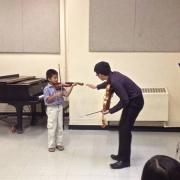 Kenny - Online Violin  teacher