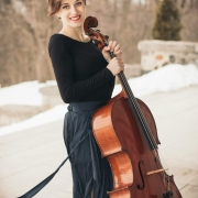 Kendra - Online Cello  teacher