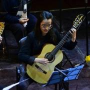Karla - Online Classical Guitar Electric Bass Guitar Ukulele  teacher
