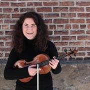 Rebecca - Online Violin  teacher