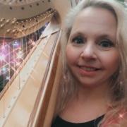 Michelle - Online Harp Piano  teacher