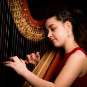 Zepherine - Online Harp  teacher