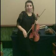 Rand - Online Violin Voice  teacher
