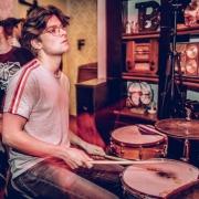 Joseph - Online Drumset  teacher