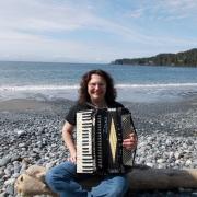 Melanie - Online Accordion  teacher
