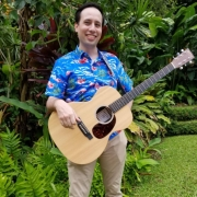 Sean - Online Composition Guitar Percussions Piano Singer-Songwriter  teacher