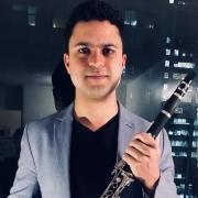 Tiago - Online Bass Clarinet Clarinet  teacher