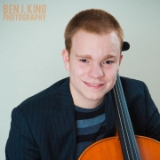 Benjamin - Online Cello Clarinet Flute Trumpet Violin  teacher