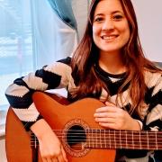 Daiana - Online Classical Guitar Electric Guitar Guitar Ukulele  teacher
